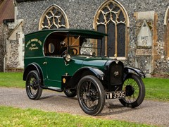 Navigate to Lot 212 - 1928 Austin 7 Van