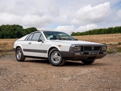 Navigate to Lot 136 - 1976 Lancia Beta Montecarlo Spider by Pininfarina