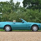 Ref 113 1998 Mercedes Benz SL 320 Roadster -