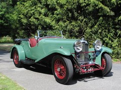 Navigate to Lot 240 - 1936 12958 3 Litre Continental Open Tourer