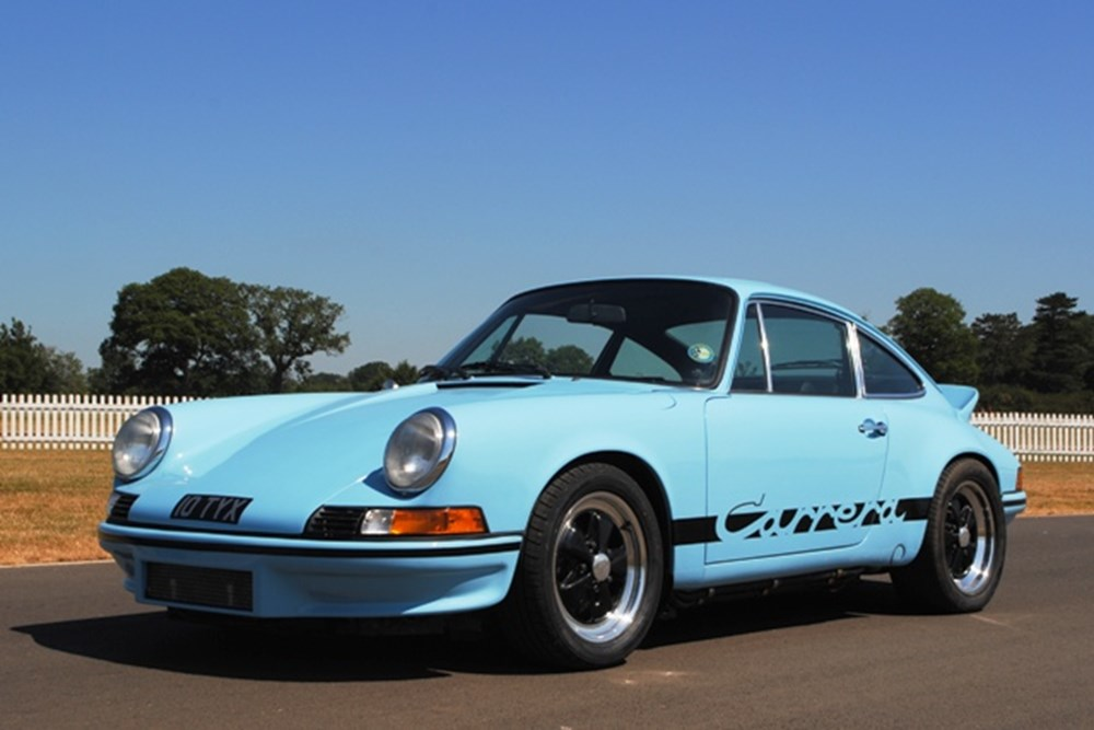 Lot 307 - 1991 13028 911/964 to 1973 RS Specification