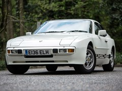 Navigate to Lot 218 - 1987 Porsche 94