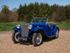 Navigate to  1935 Singer Nine Le Mans 'Speed'