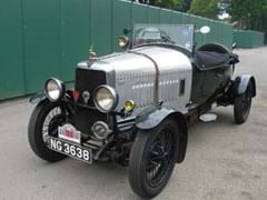 Navigate to Lot 140 - 1932 Alvis 12/50 Special