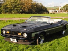Navigate to Lot 250 - 1972 12918 Mustang Convertible