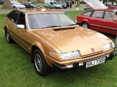 Navigate to Lot 216 - 1987 Rover SD1 Vanden Plas (Series I)