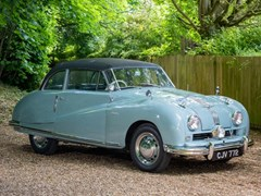 Navigate to Lot 143 - 1952 Austin A90 Atlantic