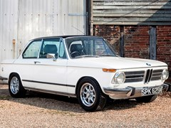 Navigate to Lot 135 - 1973 BMW 2002