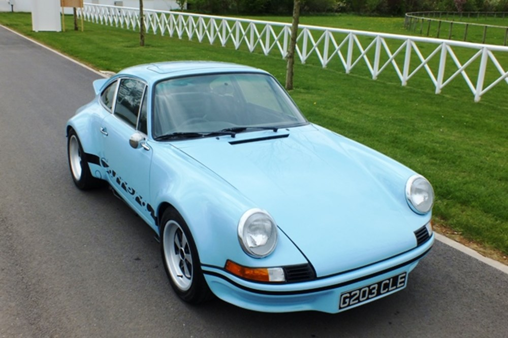 Lot 384 - 1989 Porsche 964 Carrera 4 to 1973 2.8 RS specification