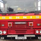 1989 Dennis Carmichael Fire Engine -