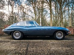 Navigate to Lot 255 - 1965 Jaguar E-Type Series I Fixedhead Coupé (4.2 litre) by Sayer