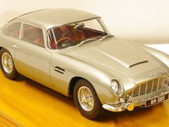 Navigate to Aston Martin DB5 model.