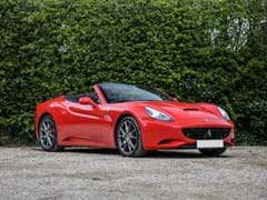 Navigate to Lot 122 - 2011 Ferrari California