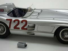 Navigate to 1955 Mercedes-Benz 300SLR.