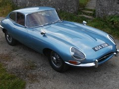 Navigate to Lot 320a - 1962 Jaguar E-Type Series I FHC 'Flat Floor'