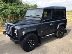 Navigate to Lot 320 - 2015 Land Rover Defender 90 Autobiography