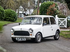 Navigate to Lot 124 - 1979 Austin Mini 1000
