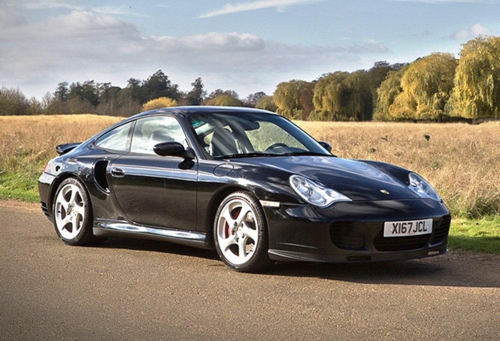 Lot 166 - 2001 Porsche 911/996 Turbo