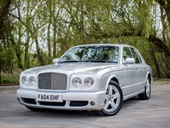 Navigate to Lot 240 - 2004 Bentley Arnage T Mulliner