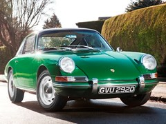 Navigate to Lot 290 - 1966 Porsche 911 Coupé