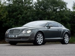 Navigate to Lot 240 - 2004 Bentley Continental GT