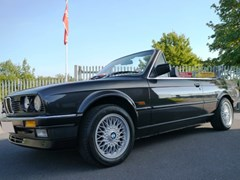 Navigate to Lot 213 - 1989 12866 325i (Series 2) Convertible