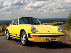 Navigate to Lot 259 - 1974 Porsche 911 Coupé