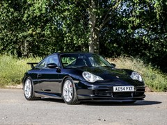 Navigate to Lot 241 - 2004 Porsche 911 / 996 GT3