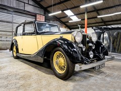 Navigate to Lot 217 - 1929 Rolls-Royce 20/25 by Rippon