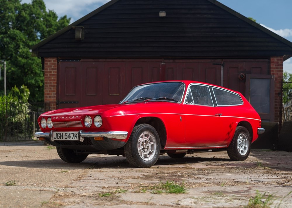 Lot 287 - 1971 Reliant Scimitar GTE