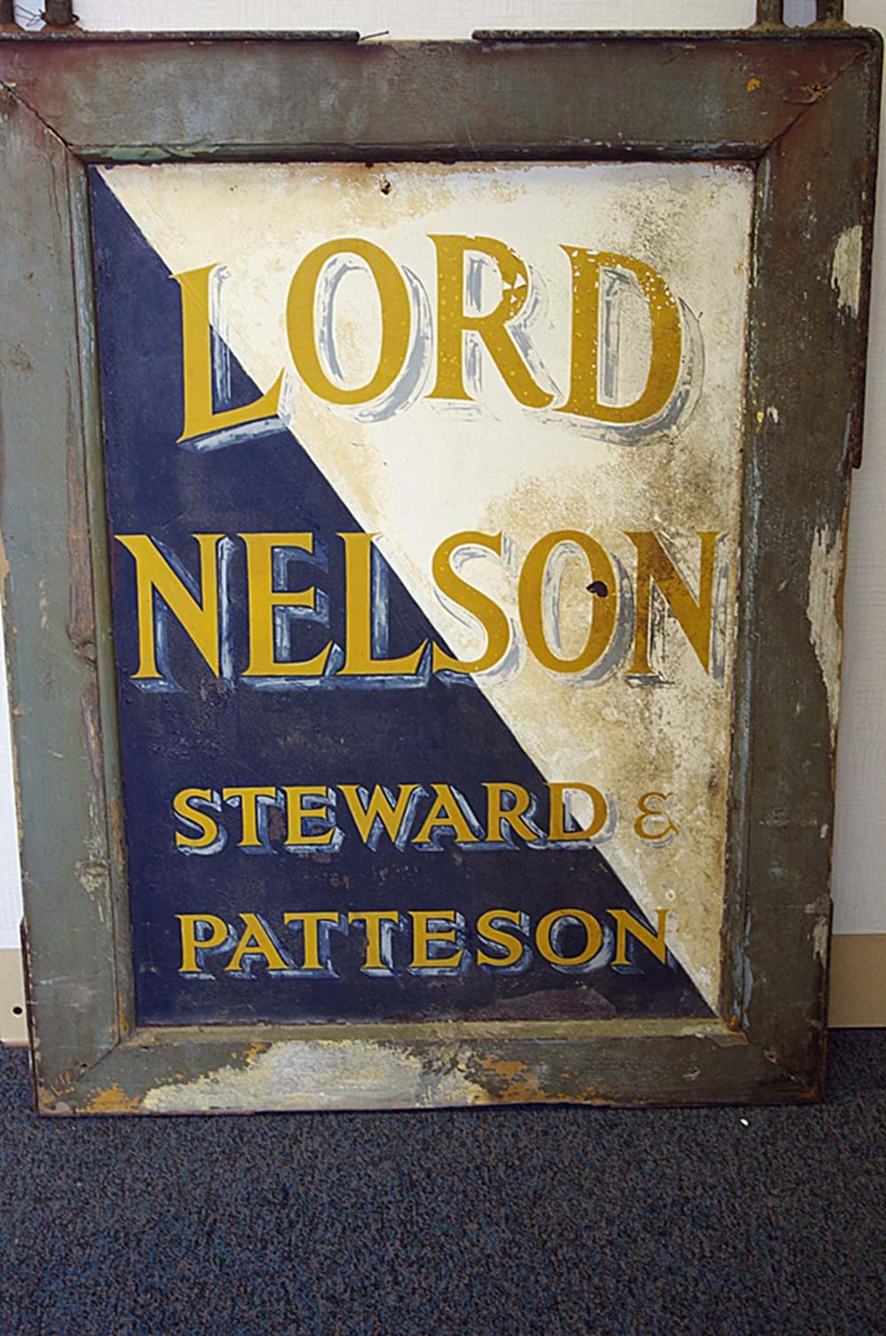 Lot 149 - Lord Nelson