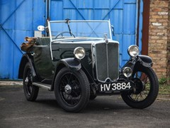 Navigate to Lot 230 - 1934 Morris Minor Two-Seater Tourer
