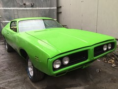 Navigate to Lot 301 - 1971 Dodge Charger *WITHDRAWN*