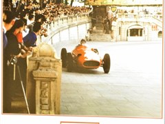 Navigate to Fangio at Monaco print.