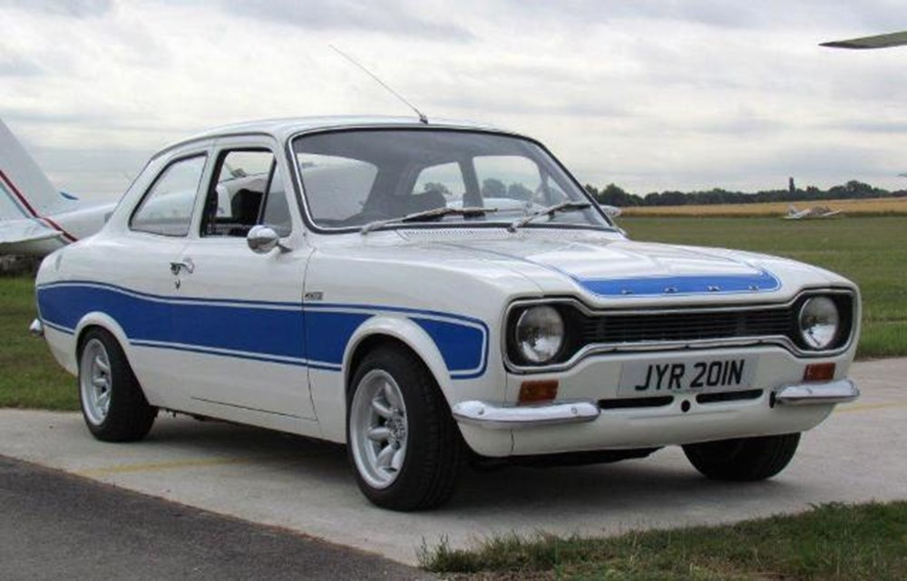 Lot 319 - 1975 12918 Escort Mk.I RS2000