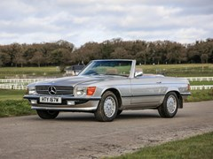 Navigate to Lot 163 - 1980 Mercedes-Benz 350 SL Roadster
