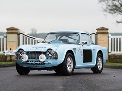Navigate to Lot 333 - 1962 Triumph TR4 Works Recreation