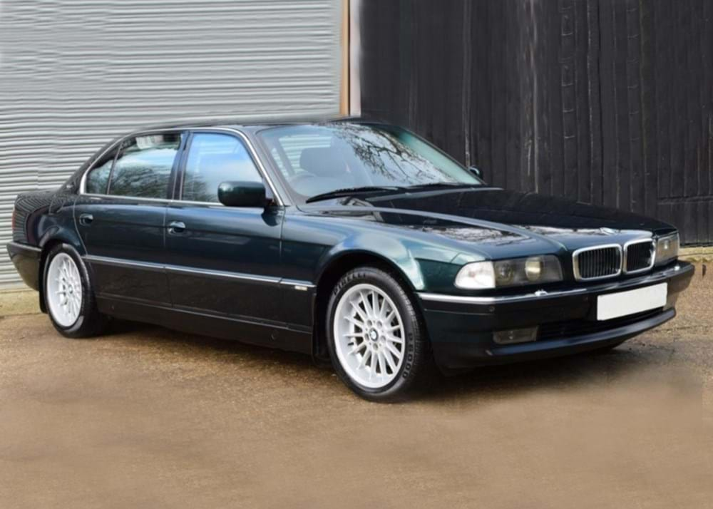 Lot 179 - 1998 BMW 750iL