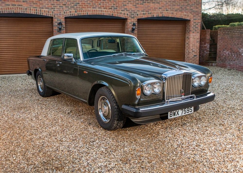 Lot 235 - 1977 Bentley T2
