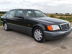 Navigate to Lot 354 - 1993 Mercedes-Benz 600SEL