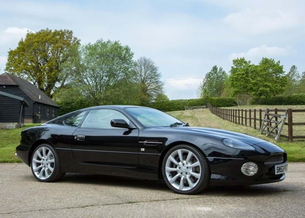 Ref 164 2003 Aston Martin Db7 Gt