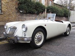 Navigate to Lot 189 - 1957 MG A Roadster