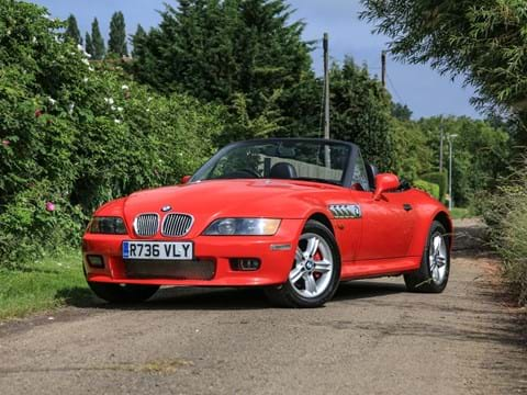 Ref 38 1997 BMW Z3 2.8 Convertible