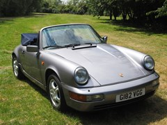 Navigate to Lot 214 - 1990 13028 911 Carrera 2 Cabriolet