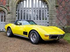 Navigate to Lot 224 - 1970 Chevrolet Corvette C3 Roadster