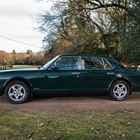 Ref 89 1997 Bentley Turbo RT -