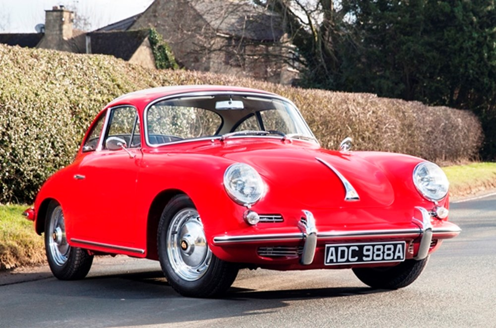 Lot 292 - 1963 Porsche 356B Coupé