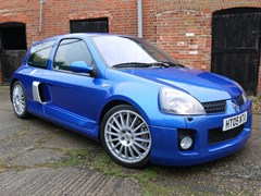 Navigate to Lot 219 - 2005 Renault Sport Clio V6 255 Phase 2