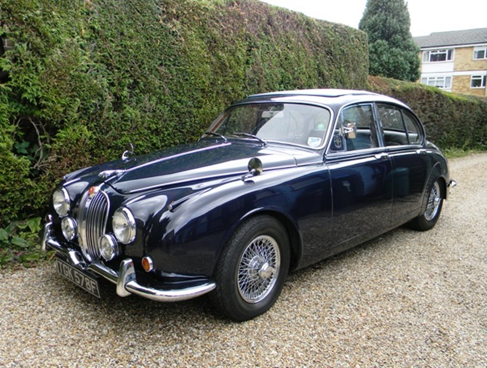 1968 jaguar mk ii 340 saloon classic sports car auctioneers. Black Bedroom Furniture Sets. Home Design Ideas