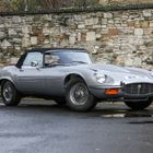Ref 160 1974 Jaguar E-Type Series III Roadster DG -